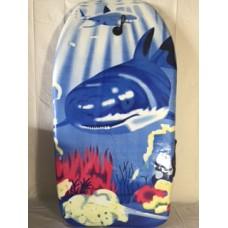 Bodyboard Shark Deep Ocean