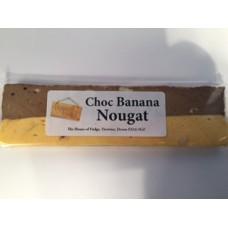 Choc Banana Nougat