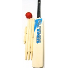 Deluxe Cricket Set Size 3
