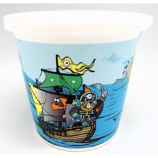 Plastic Pirate Bucket