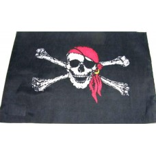 Pirate Flag 8 X 5 foot